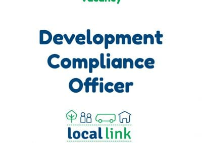 Development Compliance Officer